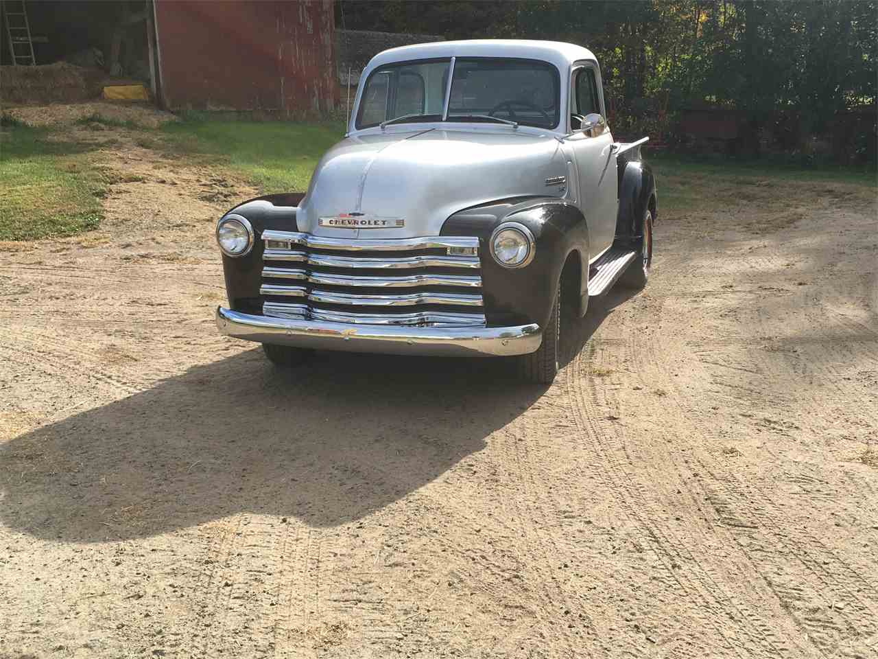 Large Picture of '51 Chevrolet 5-Window Pickup - $40,000.00 Offered by a Private Seller - MP3N
