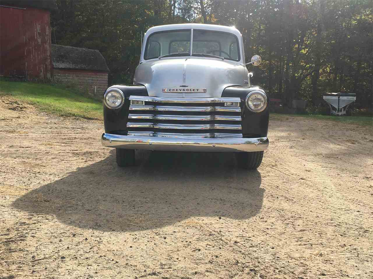 Large Picture of Classic '51 Chevrolet 5-Window Pickup located in Connecticut - $40,000.00 Offered by a Private Seller - MP3N