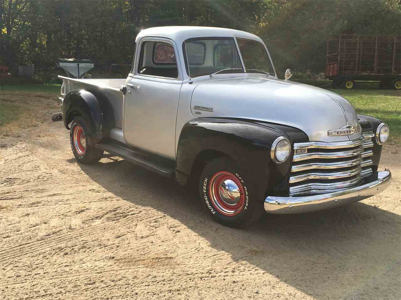 Large Picture of Classic '51 Chevrolet 5-Window Pickup located in Southbury Connecticut Offered by a Private Seller - MP3N