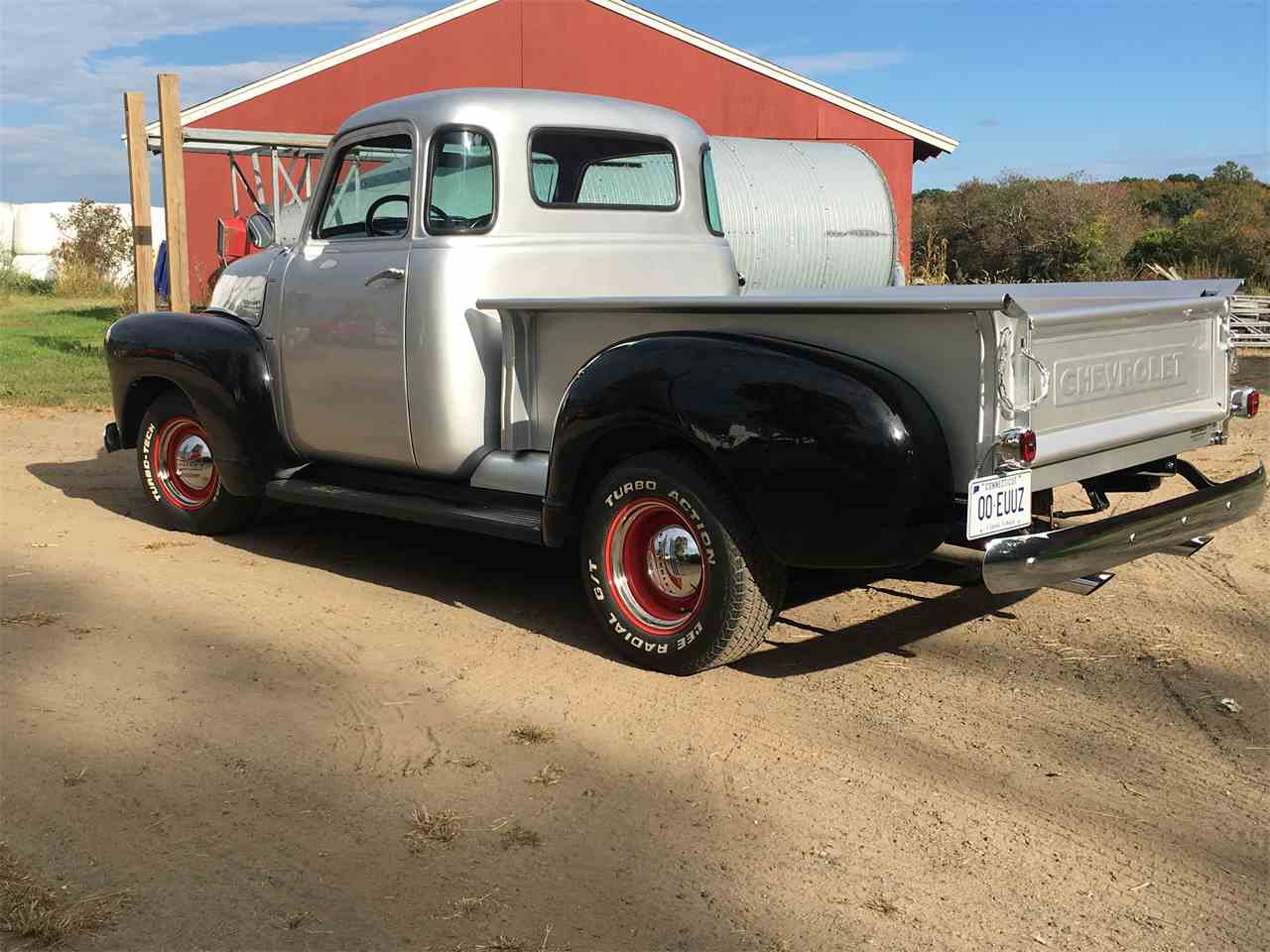 Large Picture of 1951 Chevrolet 5-Window Pickup Offered by a Private Seller - MP3N