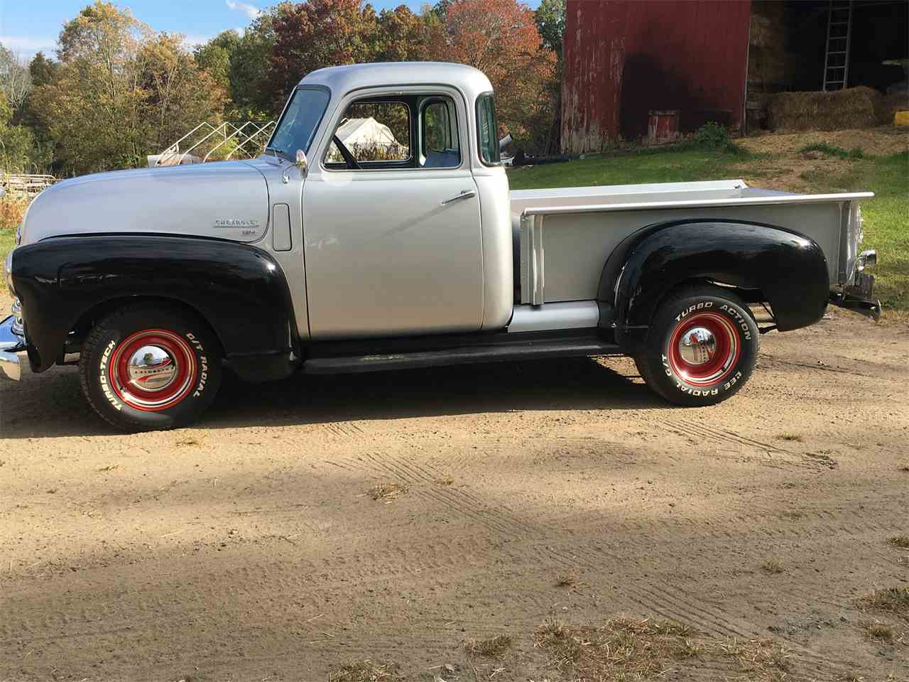 Large Picture of '51 Chevrolet 5-Window Pickup - MP3N