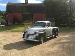 Picture of Classic 1951 Chevrolet 5-Window Pickup located in Connecticut Offered by a Private Seller - MP3N