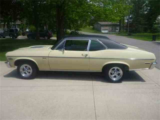 Picture of Classic 1970 Chevrolet Nova Offered by Classic Car Deals - MP52