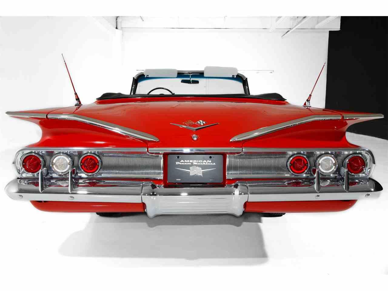 1960 chevrolet impala for sale cc 1059019. Black Bedroom Furniture Sets. Home Design Ideas