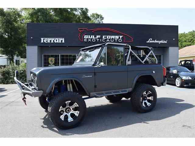 Picture of 1976 Ford Bronco Offered by Gulf Coast Exotic Auto - MP5J