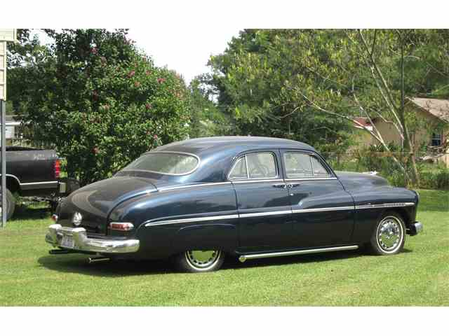 Picture of '50 Mercury 4-Dr Sedan located in NORTH CAROLINA - $18,500.00 - MIVS