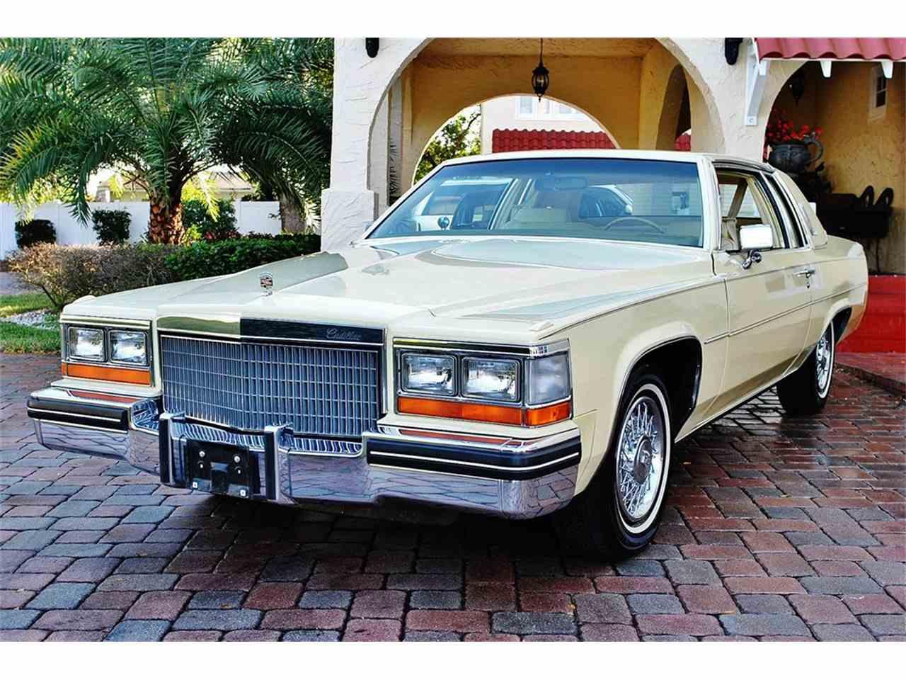 1980 Cadillac DeVille for Sale | ClicCars.com | CC-1059050