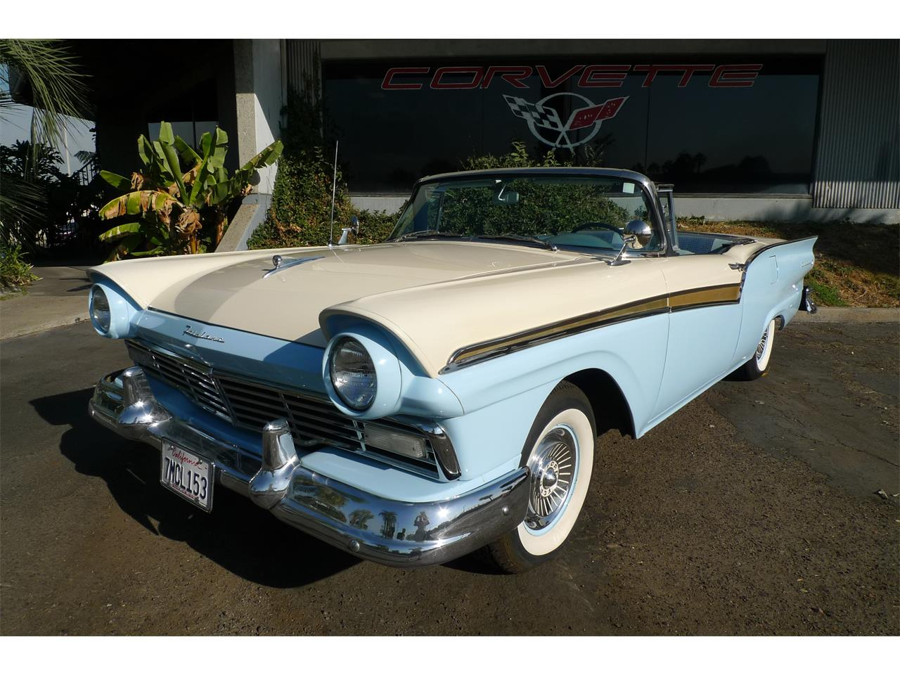 Large Picture of 1957 Ford Skyliner located in California - $29,975.00 Offered by Coast Corvette - MIVW