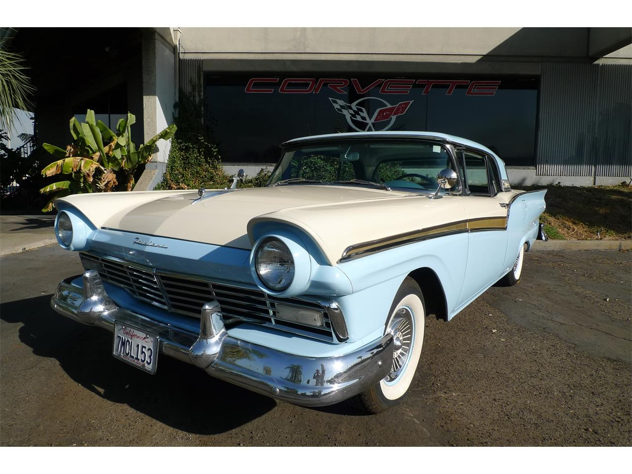 Large Picture of '57 Skyliner Offered by Coast Corvette - MIVW