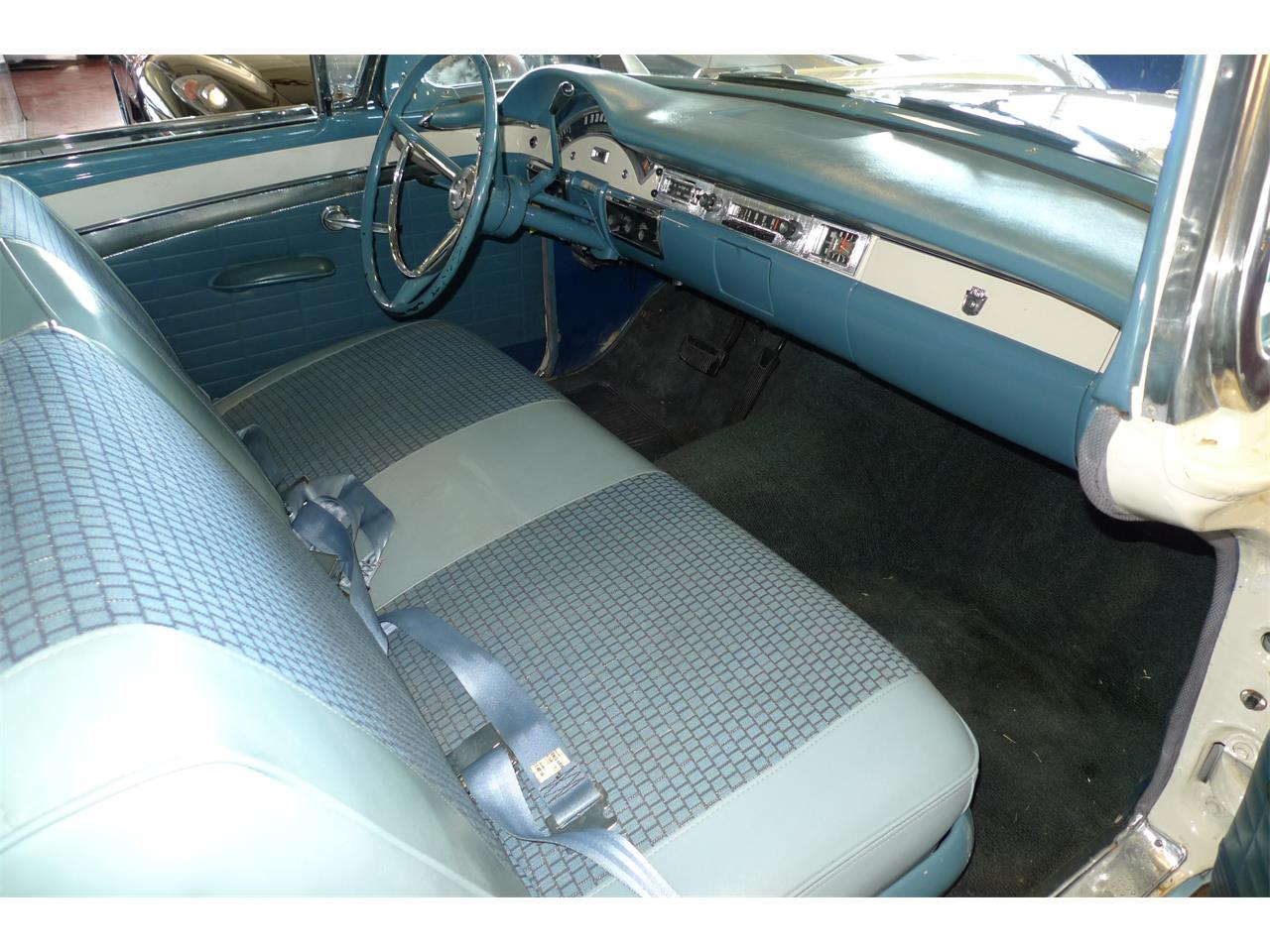 Large Picture of '57 Ford Skyliner located in Anaheim California Offered by Coast Corvette - MIVW