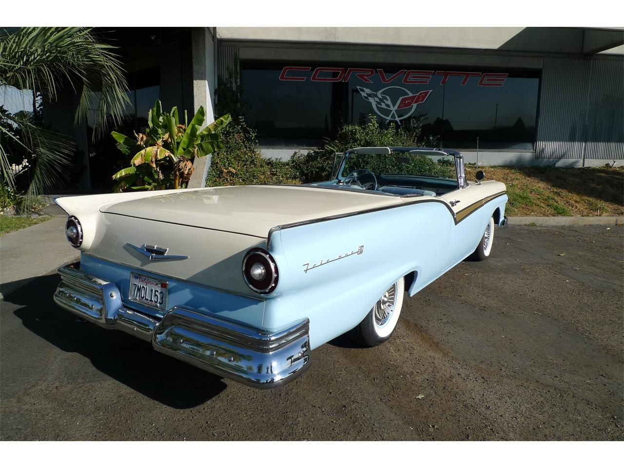 Large Picture of 1957 Skyliner located in California Offered by Coast Corvette - MIVW