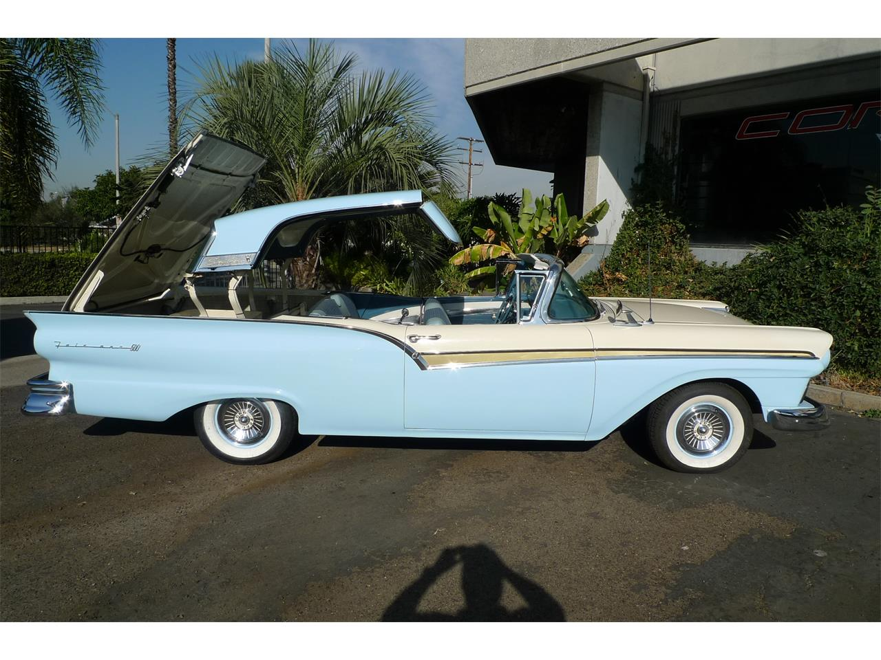 Large Picture of Classic '57 Ford Skyliner - $29,975.00 Offered by Coast Corvette - MIVW