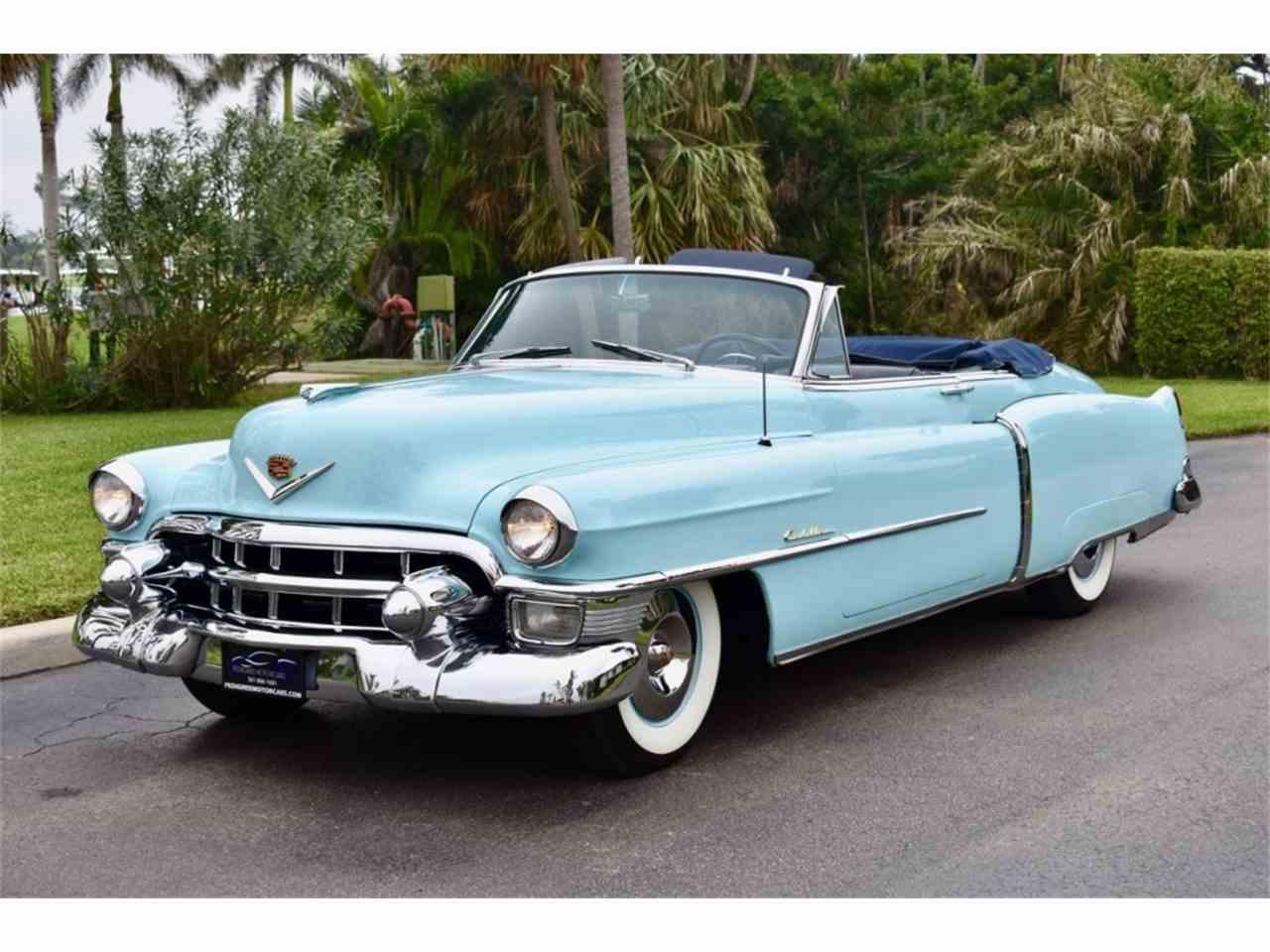 1953 Cadillac Series 62 for Sale   ClicCars.com   CC-1059089