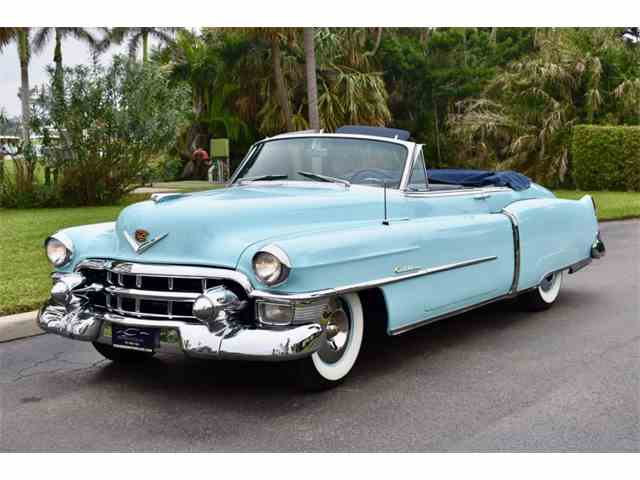 1953 Cadillac Series 62 for Sale on ClicCars.com