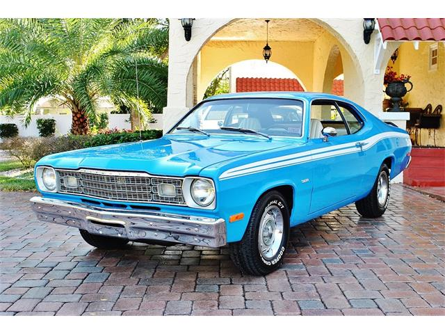 Picture of 1973 Duster - $39,900.00 Offered by  - MP7F