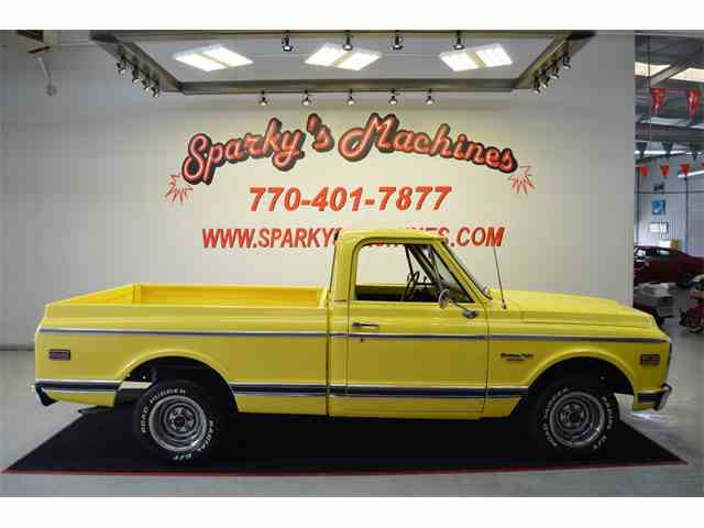 Picture of 1969 GMC C/K 10 - $27,900.00 Offered by  - MIVY