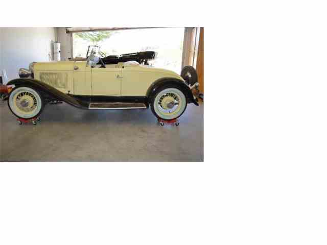 Picture of Classic 1931 Chrysler Six Roadster Offered by  - MP81