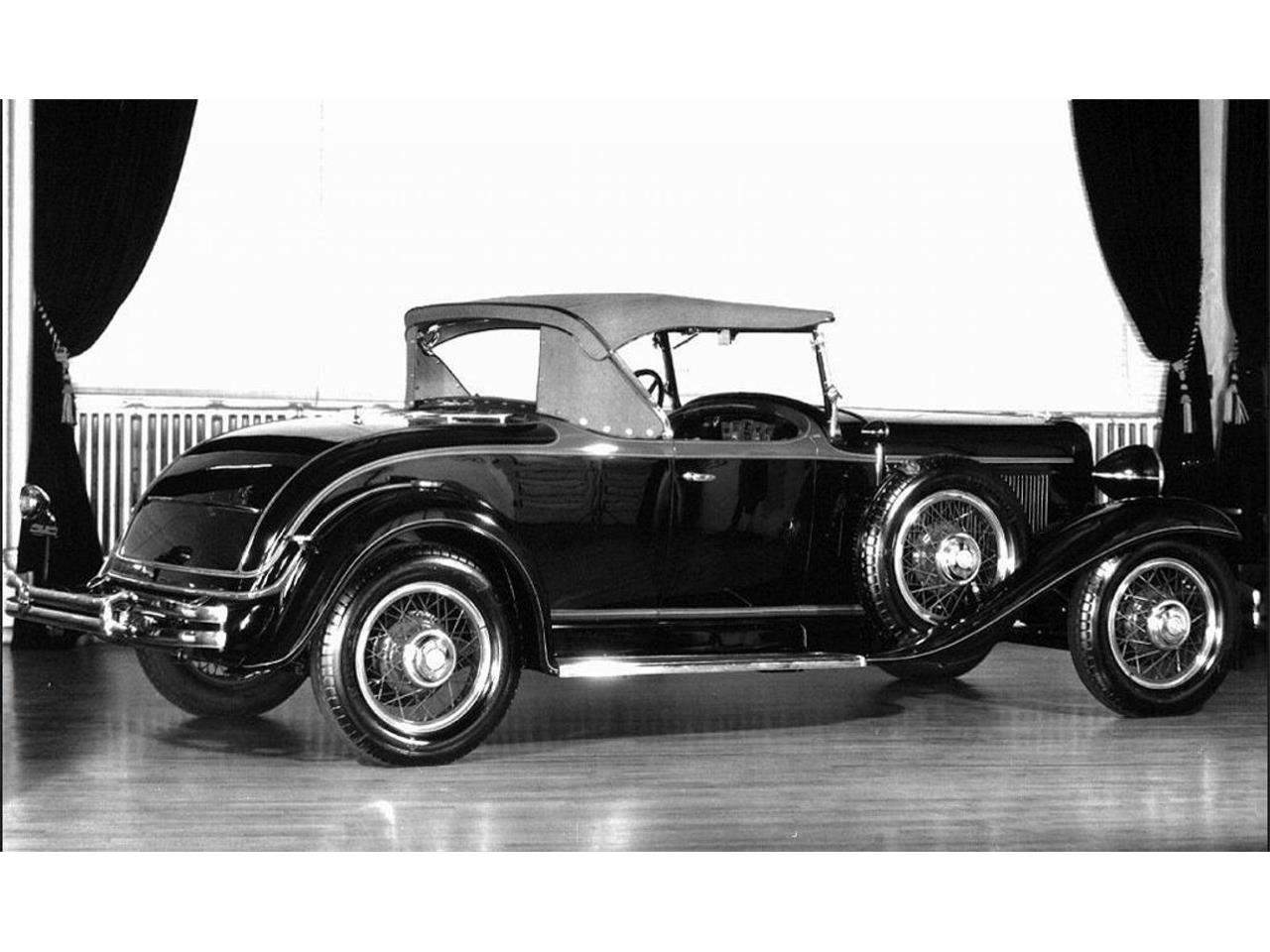 Large Picture of '31 Six Roadster - MP81