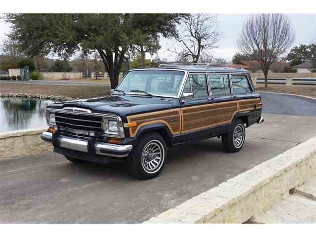 Picture of '91 Grand Wagoneer - MP8J