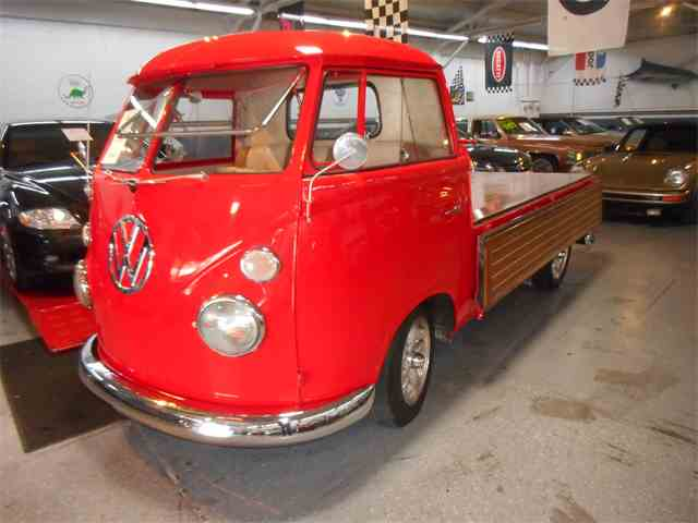 Picture of 1962 Volkswagen Truck located in Gilroy CALIFORNIA - $49,900.00 - MP9W