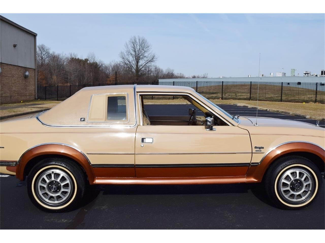 Large Picture of 1981 AMC Eagle located in Virginia Offered by Classic Car Center - MPA0