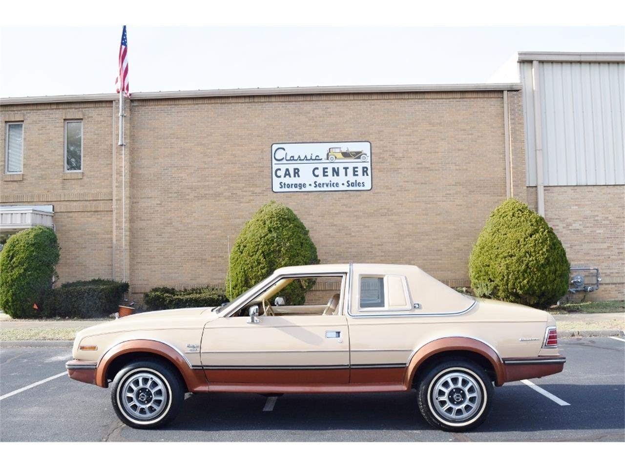 Large Picture of 1981 Eagle - $9,900.00 Offered by Classic Car Center - MPA0
