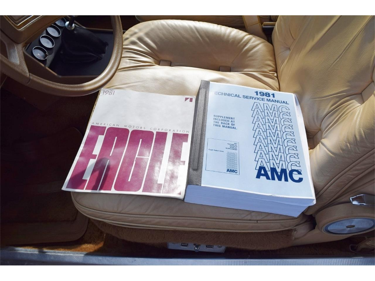 Large Picture of 1981 AMC Eagle located in Fredericksburg Virginia - $9,900.00 - MPA0