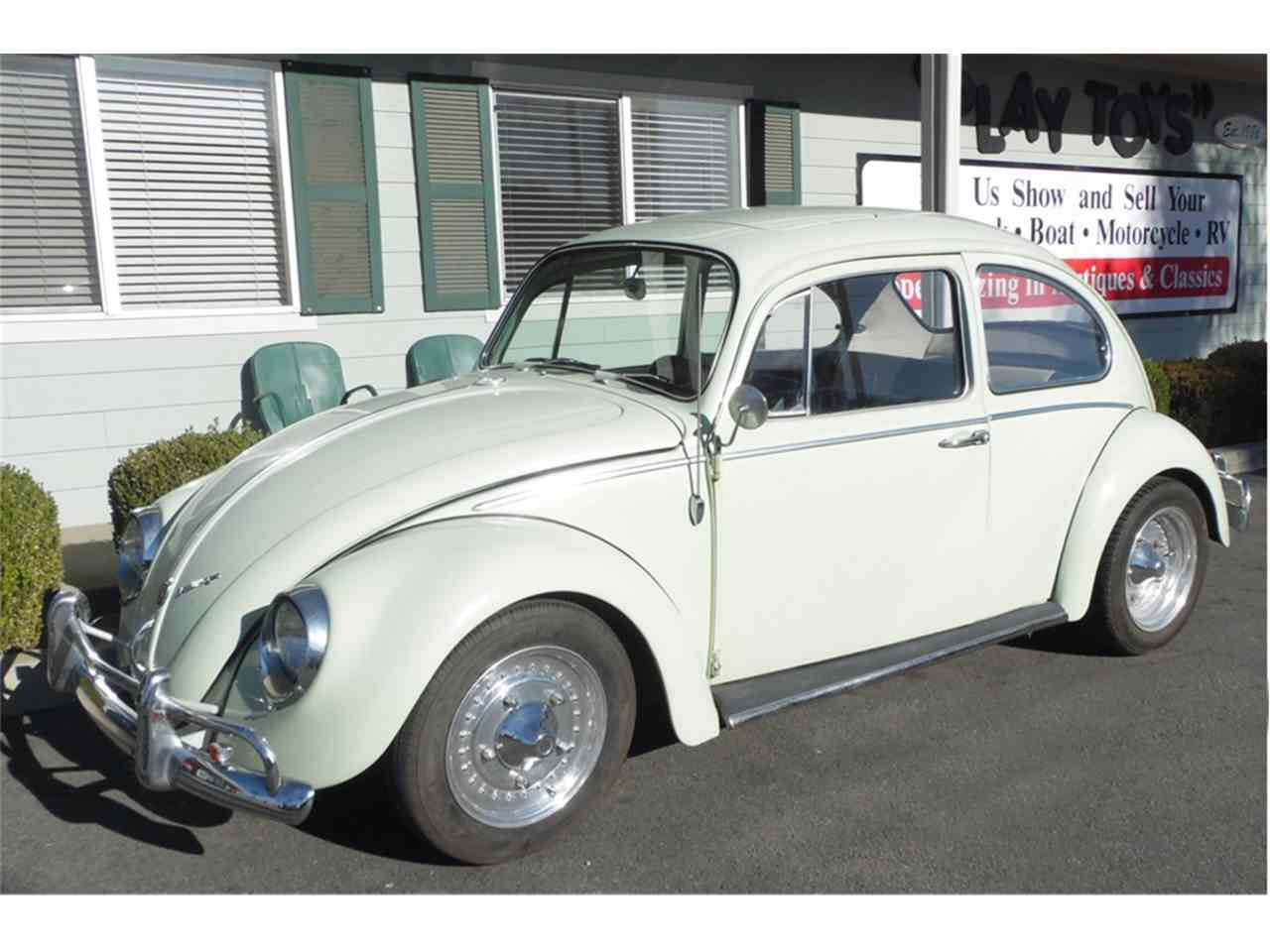 1965 Volkswagen Beetle for Sale | ClicCars.com | CC-1050920
