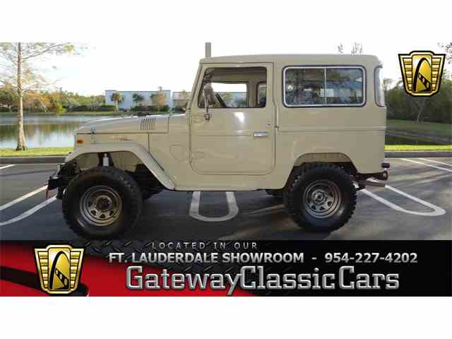 Picture of '69 Land Cruiser FJ - MPAK