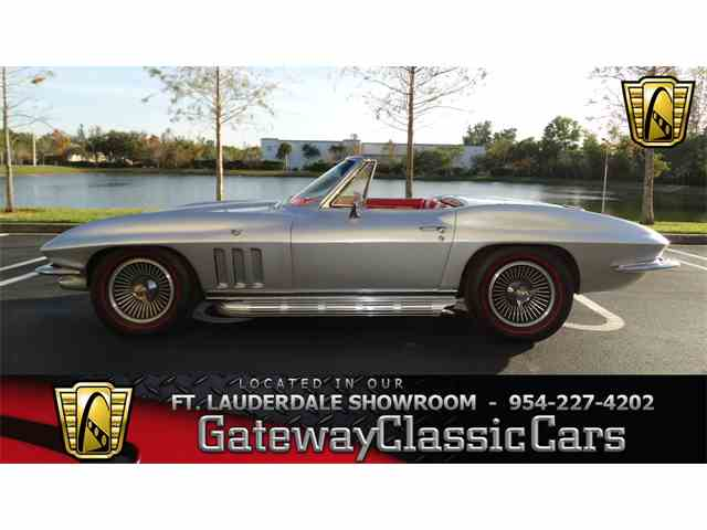 Picture of '66 Corvette - MPAL