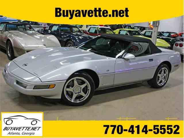 Picture of '96 Corvette - MPAY