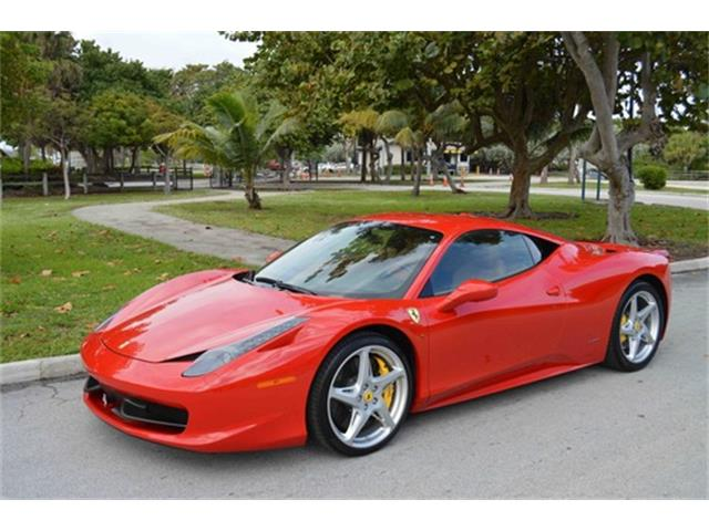 Picture of '13 Ferrari 458 located in San Antonio Texas - $245,000.00 - MIWE