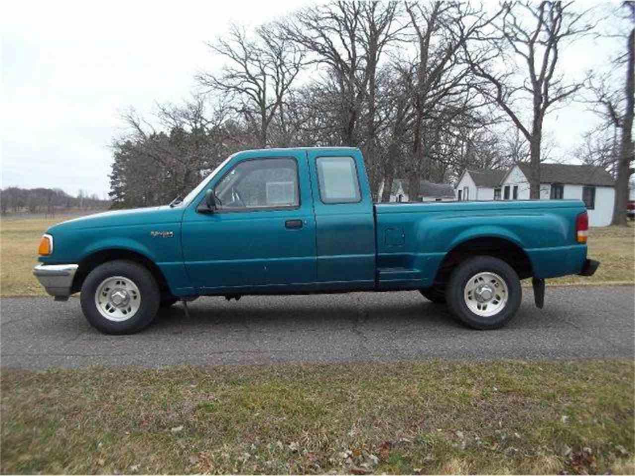 1996 Ford Ranger for Sale | ClassicCars.com | CC-1059336