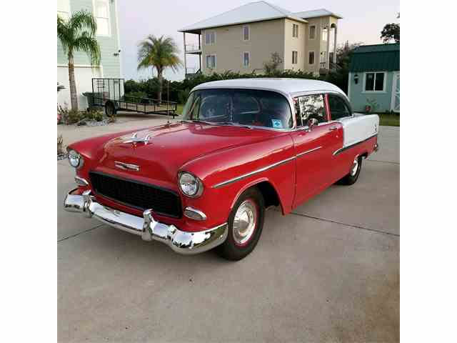Picture of 1955 Bel Air located in Florida Offered by a Private Seller - MPFQ