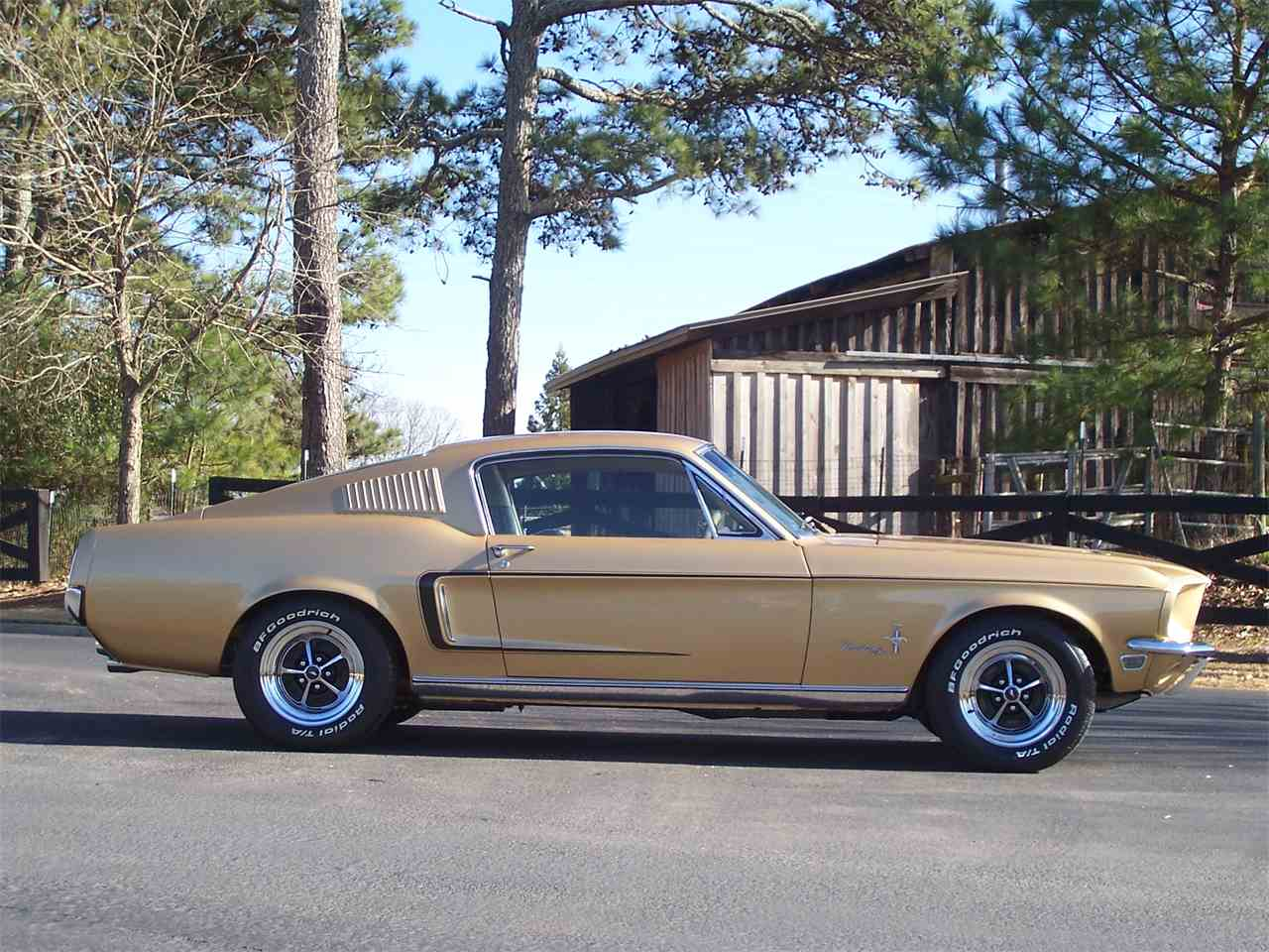 1968 Ford Mustang for Sale | ClassicCars.com | CC-1050941