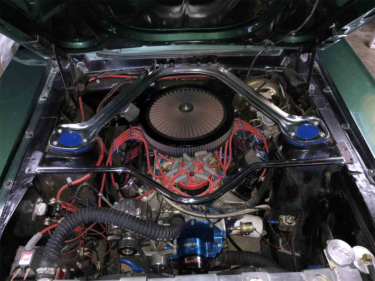 Large Picture of '67 Mustang GT - MPG2