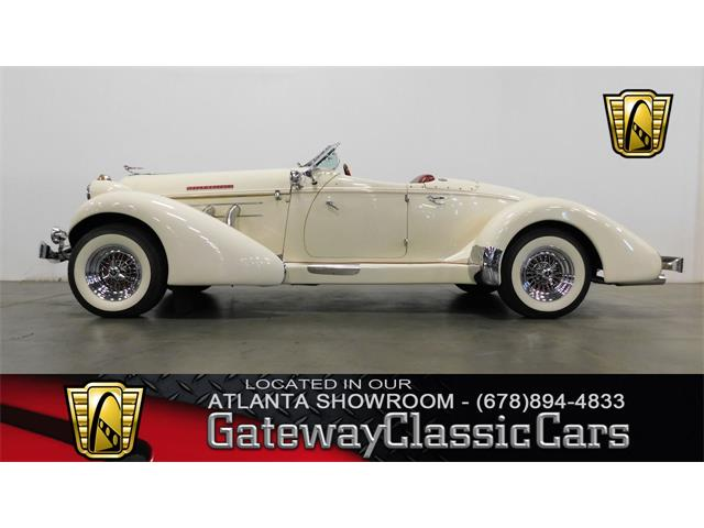 Picture of '36 Speedster - MPGU