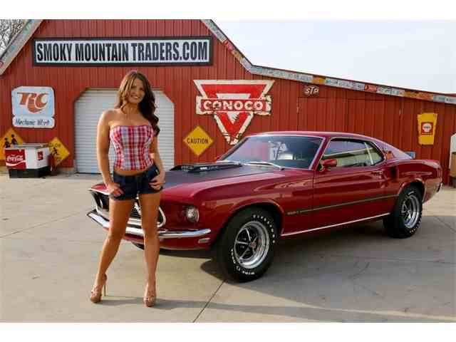 Picture of '69 Mustang Mach 1 - MPH6
