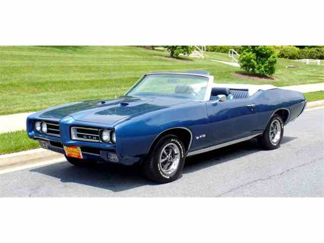 Picture of '69 GTO - MPHE
