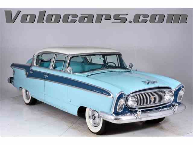 Picture of '56 Nash Ambassador located in Volo Illinois - $31,998.00 Offered by  - MPHL