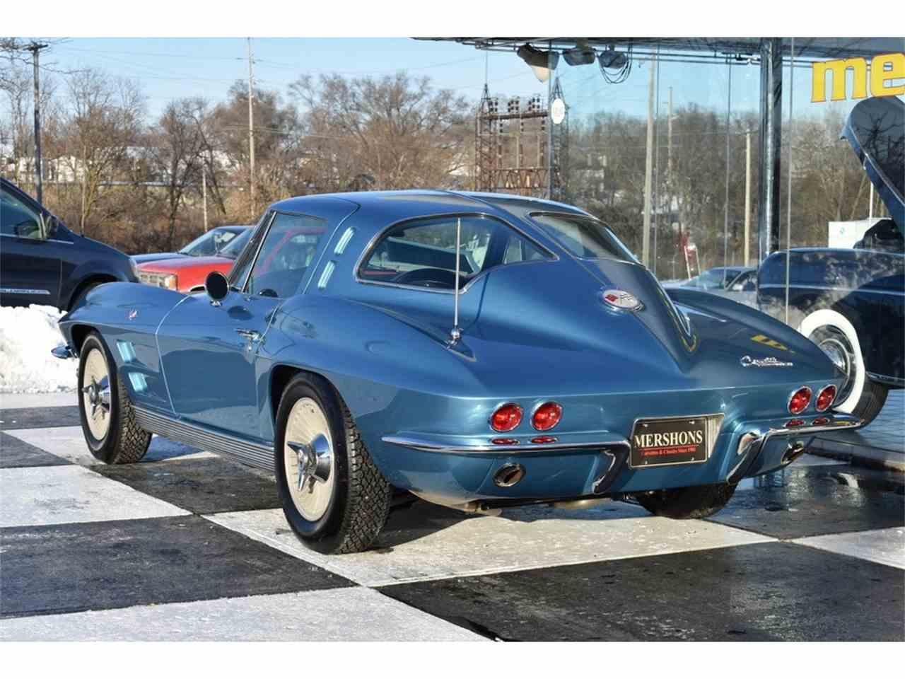 Large Picture of '63 Corvette - MPI0