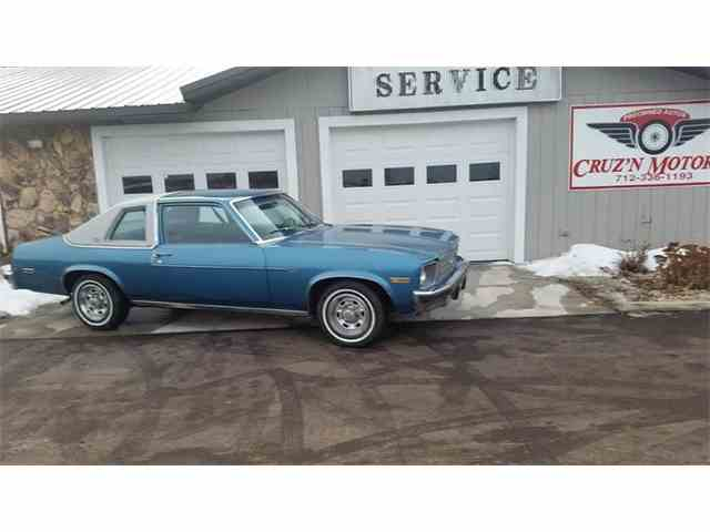 Picture of 1975 Chevrolet Nova Auction Vehicle - MPIO