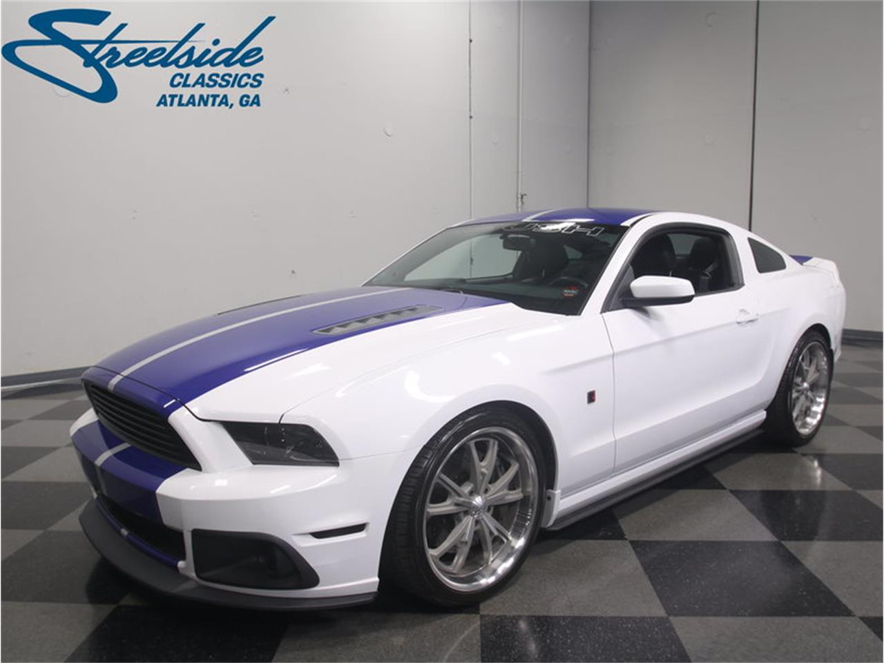 2014 ford mustang gt roush stage 1 in lithia springs georgia