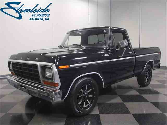 Picture of '79 F100 - MPJ3