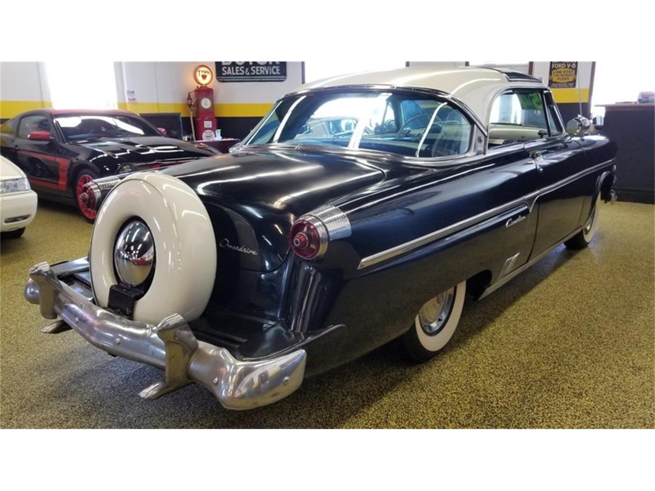 "Large Picture of '54 Crestline Sunliner ""Glass roof Demonstrator hood"" - MIX4"