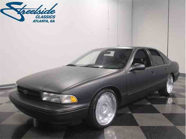 Picture of '96 Chevrolet Impala SS Offered by  - MPJB