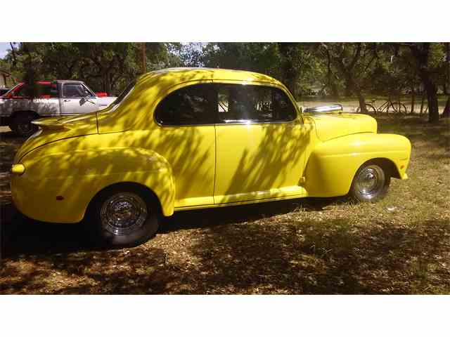 Picture of 1946 2-Dr Coupe located in BOERNE Texas - $32,500.00 Offered by a Private Seller - MPJJ