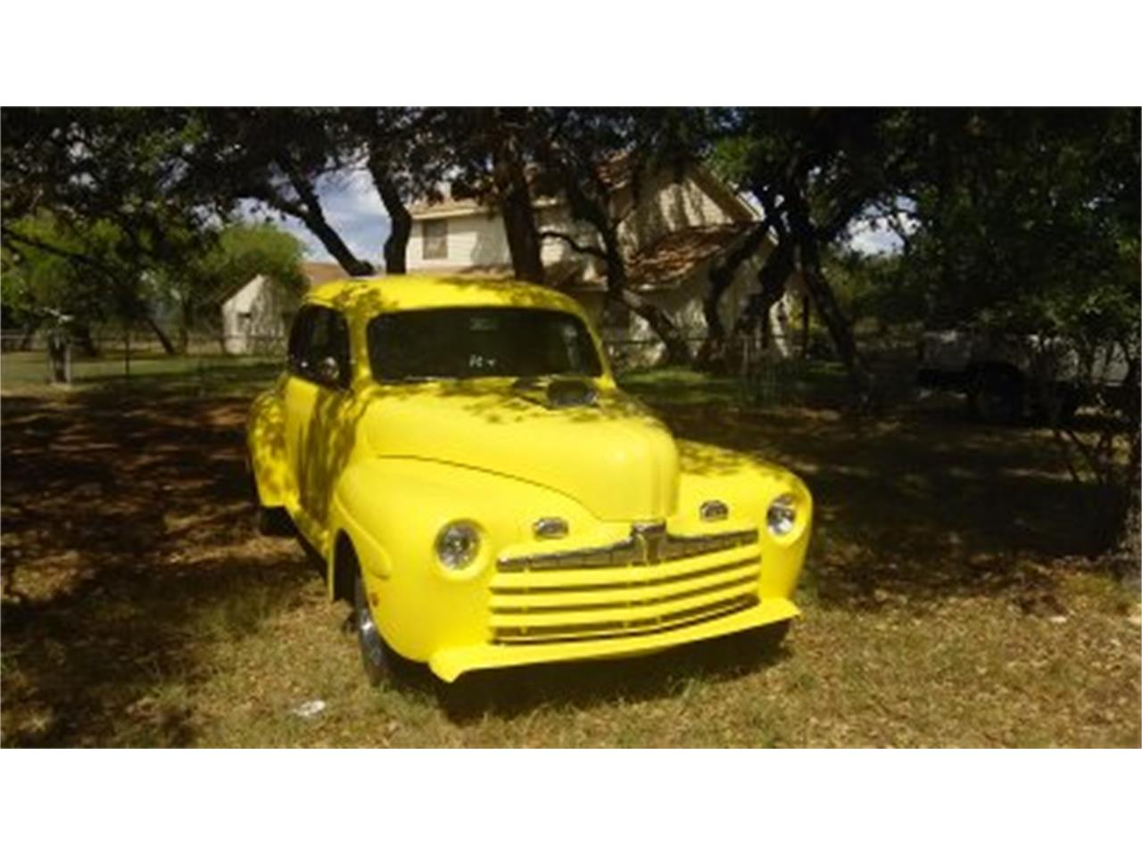 Large Picture of '46 2-Dr Coupe located in BOERNE Texas - $27,000.00 Offered by a Private Seller - MPJJ
