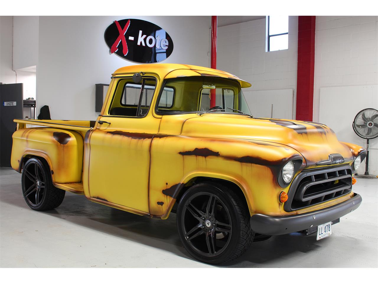 1957 Chevrolet Pickup For Sale Cc 1059538 Pick Up Large Picture Of 57 Mpjm