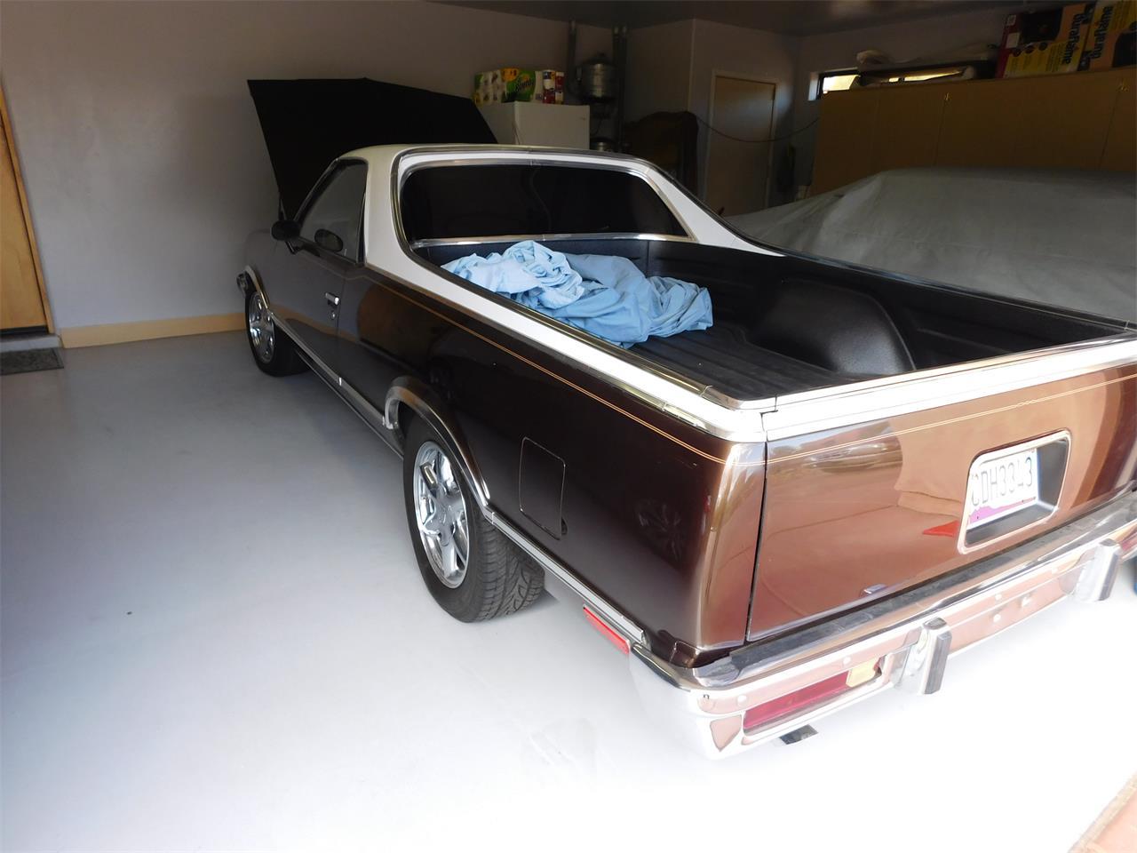 Large Picture of '82 Chevrolet El Camino - MPJU